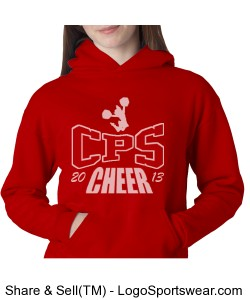 CPS Cheer sweatshirt Design Zoom